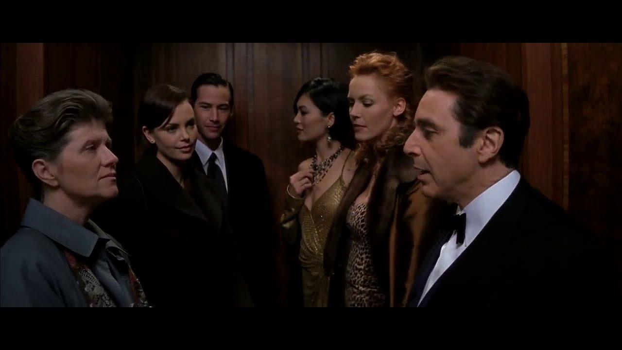 Download The Devil's Advocate - elevator scene