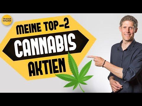 2 Cannabis-Aktien, die ich JETZT kaufen würde!