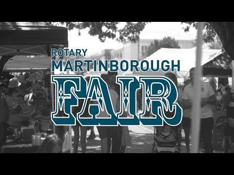 Martinborough Fair Promotional Video