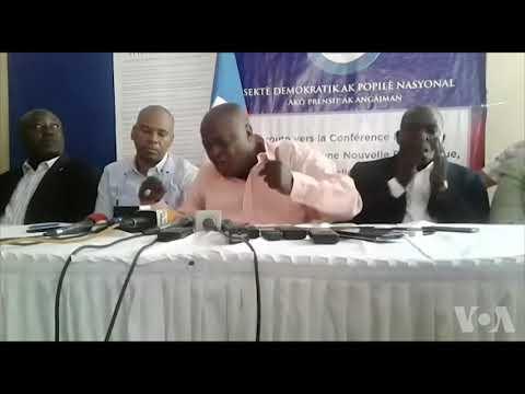 Ayiti: Sektè Demokratik la Anonse Nouvèl Manifestasyon Kont Pouvwa a