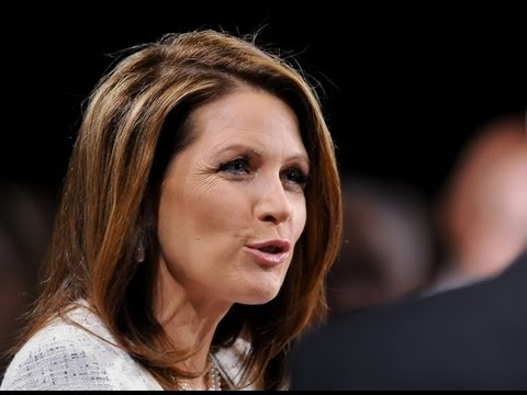 Michele Bachmann Says Hillary Clinton's Staffer Part of Muslim Conspiracy