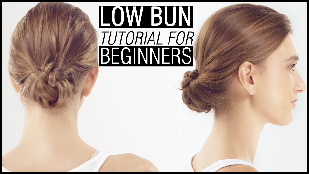How To Do LOW BUN HAIRSTYLE This Wedding Season - YouTube