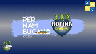 Programa Rotina Esportiva - 16/03/2020
