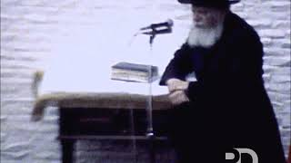 "3rd night of Chol Hamoed Sukkos, 5745 | Excerpt of Sicha (Freidin) - ליל ג' דחוהמ""ס תשמ""ה"