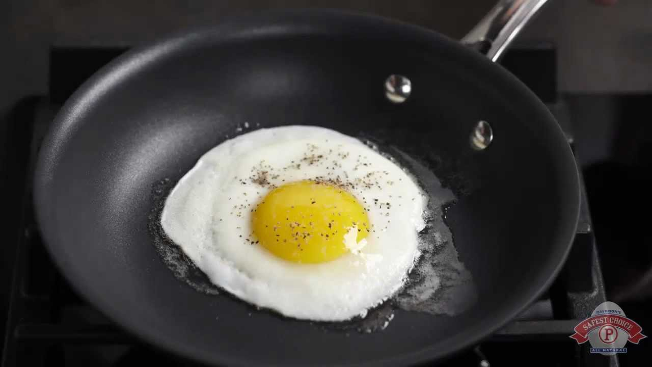 How to Make Sunny-Side Up Eggs