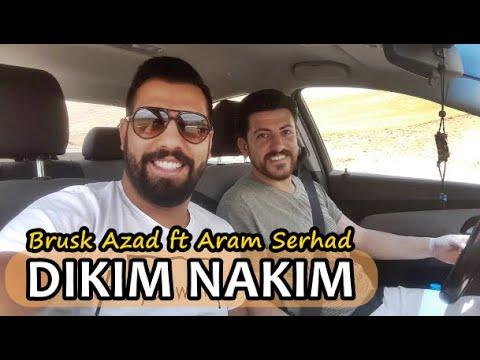 Aram Serhad & Brusk Azad !! Yolda Kürtçe Şarkı