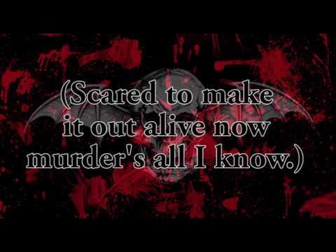Avenged Sevenfold M.I.A (Lyrics HQ)