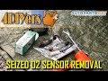 How to Remove a Stuck or Seized O2 Sensor