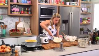 Ricotta Cheesecake  Everyday Gourmet S5 E34