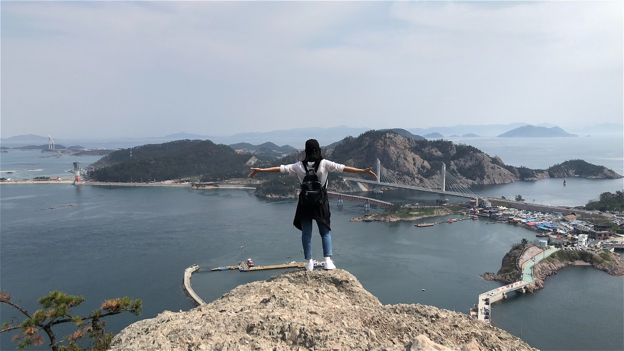 [K-LIFE] Hiking Daejangbong Peak with some new friends ^^ #14
