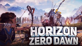 Horizon Zero Dawn на пк | 1440р