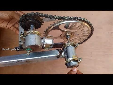 DIY Wind Turbine 👍 Most Popular Wind Turbine Making Video