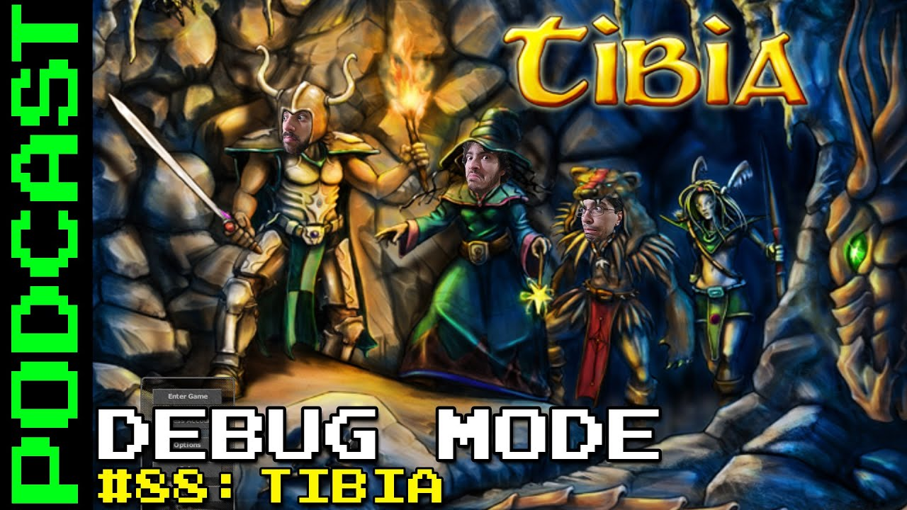c871b34761 Debug Mode  88  Tibia - Podcast - YouTube