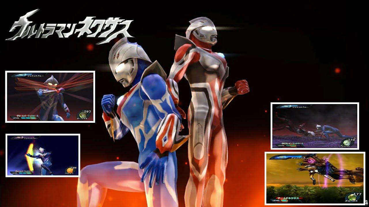 Nexus Junis Blue Story(Gameplay)