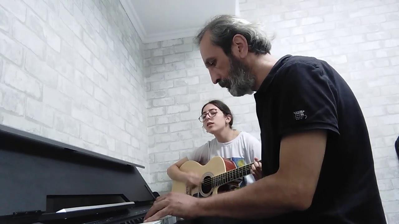 Madrigal - Seni Dert Etmeler (Piyano Cover) l Baturalp Şahin