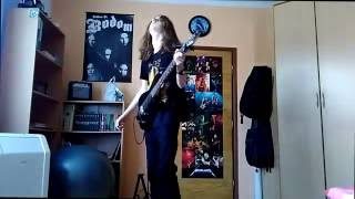AVATAR - When the Snow Lies Red (guitar cover)