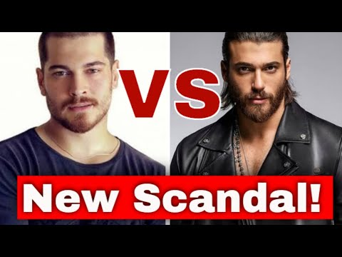 Can Yaman's words about Çağatay Ulusoy shocked Turks