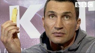 Download Wladimir Klitschko's intense boxing mind games - BBC Mp3 and Videos