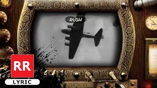 RUSH - Headlong Flight (Official Lyric Video HD)