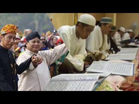 Prabowo Jawab Tantangan Dai Aceh Tes Baca Al Quran DI ACEH - Pilpres 2019