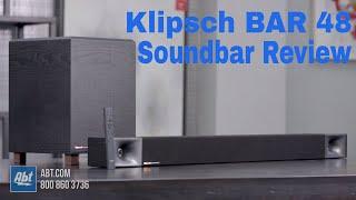 Klipsch Bar48 Soundbar Review