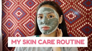 MY SKIN CARE ROUTINE!