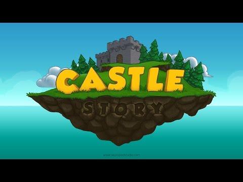 [Castle Story v0.6.4.] Tutorial, основы управления, режимы.