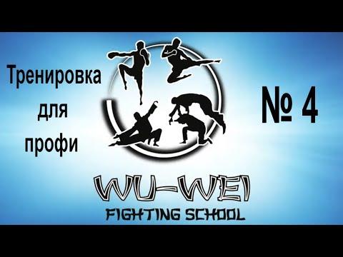 Тренировка №4 для профессиональных бойцов