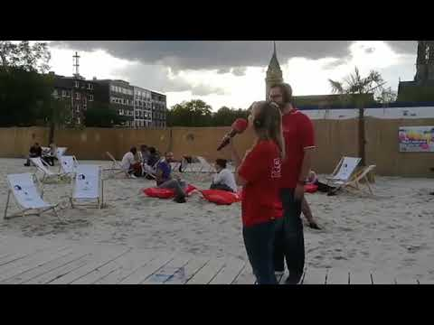 Das Radio Duisburg-Grillevent am Mercator Beach