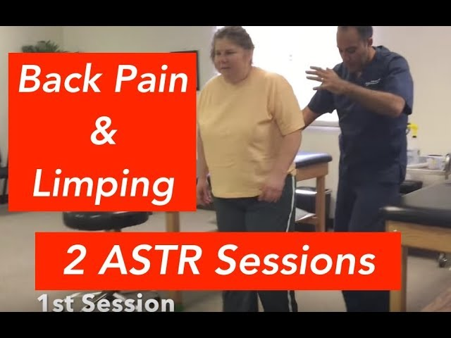 Back Pain Relieved After 2 ASTR Sessions!