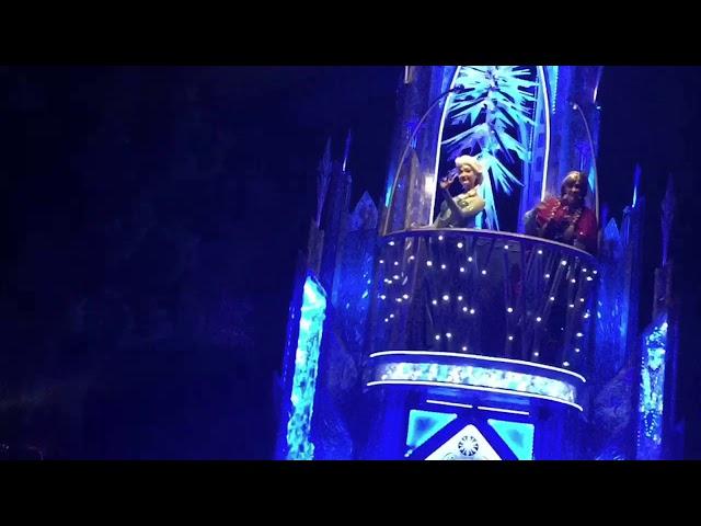 FROZEN Disneylandia HD