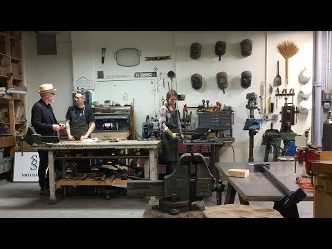 Adam Savage's Maker Tour: Ponyride