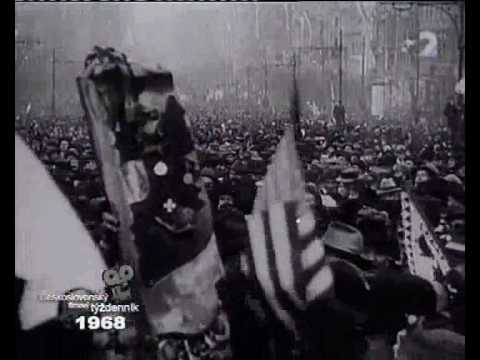 1918 - First Czechoslovakia - The end of Austrian-Hungarian