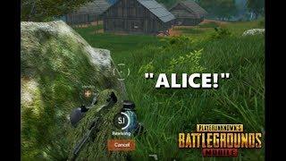 """ALICE!"" (PUBGM BISAYA)"