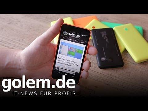 Nokia Lumia 635 im Test