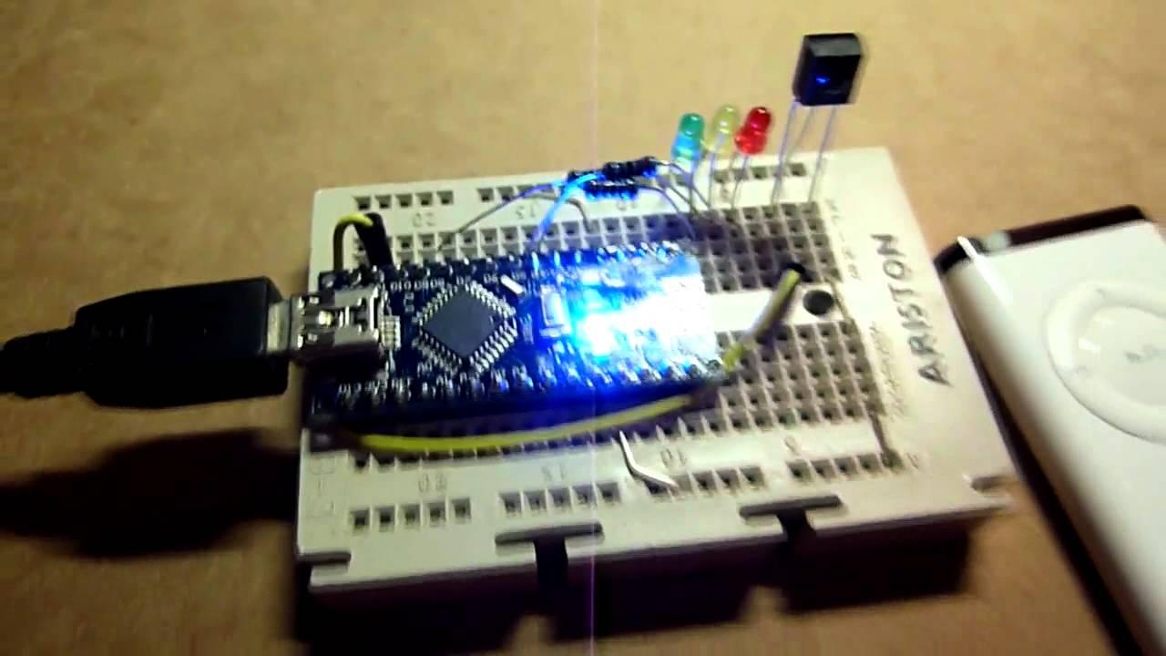 Arduino nano v dealextreme youtube