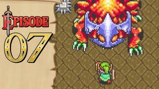 The Legend of Zelda: A Link to the Past - Episode 07   Dark Palace