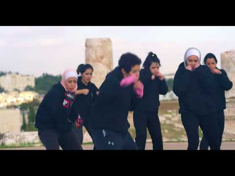 Lina Khalifeh empowers women