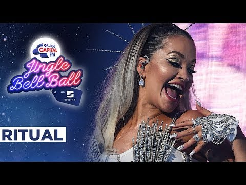 Rita Ora - Ritual (Live at Capital's Jingle Bell Ball 2019) | Capital