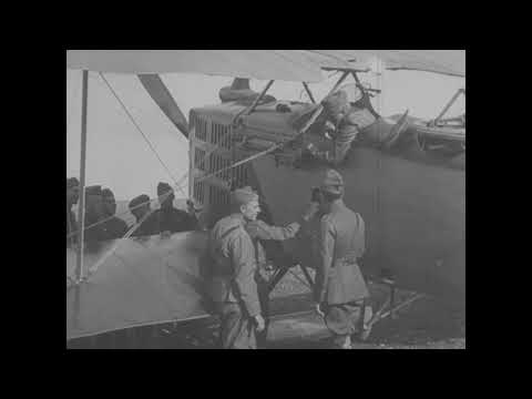 The First Air Depot (France, 1918)