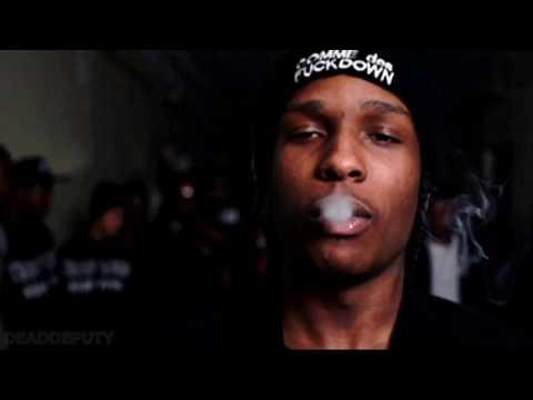 Asap Rocky - Keep it G instrumental (Visualizer)