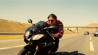Mission Impossible 5 (chase scene)