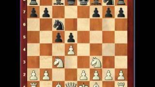 Chess Lesson #8, Part I (Queen's Gambit: Tarrasch Defense)