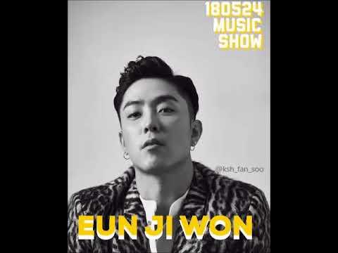 180524 RADIO MUSICSHOW 유명인사 GUEST 은지원 EUNJIWON