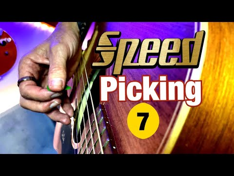 Speed Picking Series 7 - Choosing a Guitar Pick with Mark McKenzie