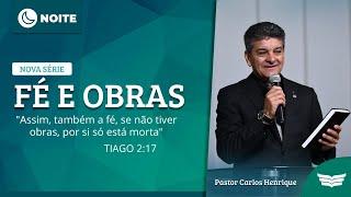 Bem vindo ao Culto da Noite! | 13/09/2020 | Rev. Carlos Henrique