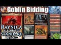 Ravnica Allegiance Standard Day Zero: Goblin Bidding! Early Access Sponsored Streamer Event