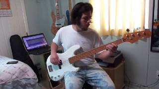 Children of the Sea - Sabbath Bass Cover