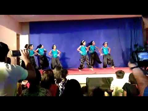 Santhome Church feast 2018_ Kids Dance ( Cham Cham -Baaghi)