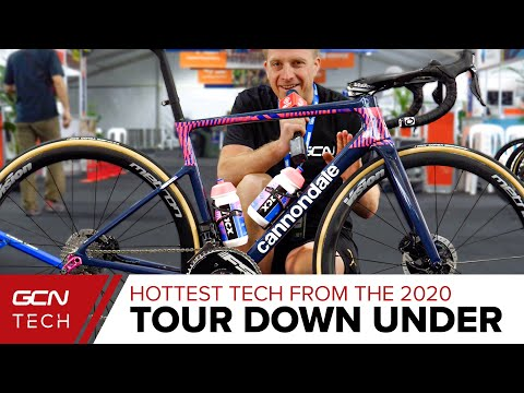 Best Bike Tech On Display At The 2020 Santos Tour Down Under